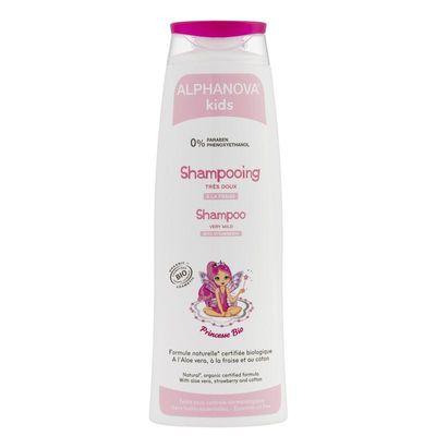Alphanova Kids Bio kids shampoo princess