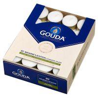 Gouda Waxinelicht 4.5 uur wit