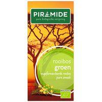 Piramide Groene rooibos bio thee