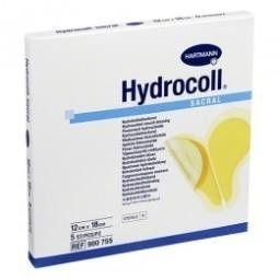 Hartmann Hydrocoll sacraal wonderverband steriel 12 x 18