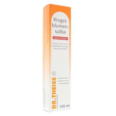 DR Theiss Ringelblumen salbe nicht fettend tube