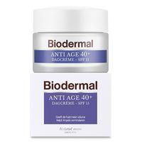 Biodermal Dagcreme anti age 40+