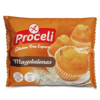 Proceli Magdalenas glutenvrij 4 stuks