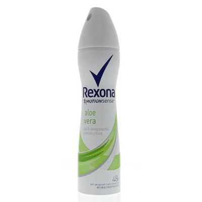 Rexona Deodorant spray aloe vera