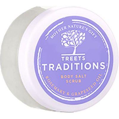 Treets Healing in harmony salt scrub
