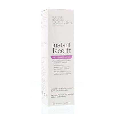 Skin Doctors Instant facelift