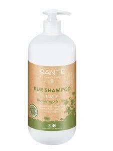 Sante Family bio ginkgo olijf shampoo BDIH