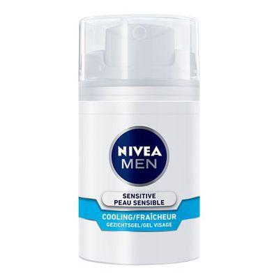Nivea Men sensitive cooling gezichtsgel