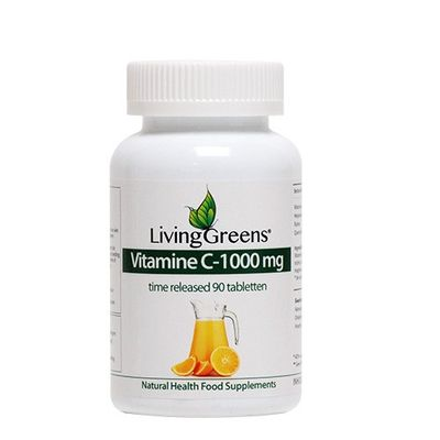 Livinggreens Vitamine C 1000 mg TR