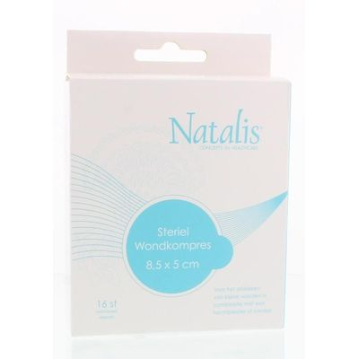 Natalis Steriel wond kompres