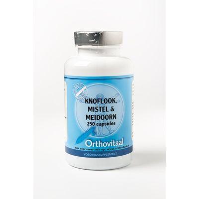Orthovitaal Knoflook mistel meidoorn