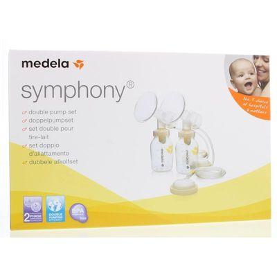Medela Dubbele afkolfset voor symphony kolf