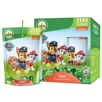 Appy Kids drink Paw patrol apple 200 ml