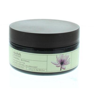 Ahava Mineral botanic body butter lotus