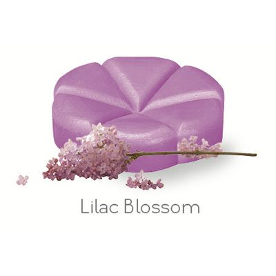 Creations Geurchips lilac blossom