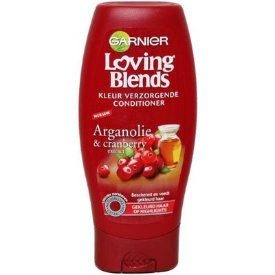 Garnier Loving blends conditioner cranberry argan