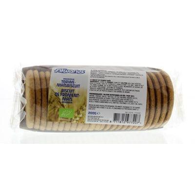 Akwarius Tarwe-mais biskwie