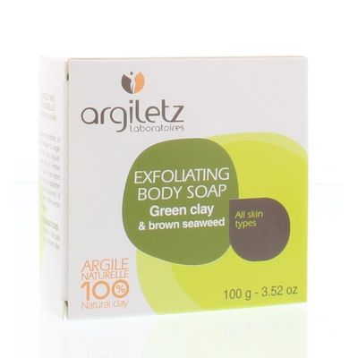 Argiletz Zeep scrub bodysoap