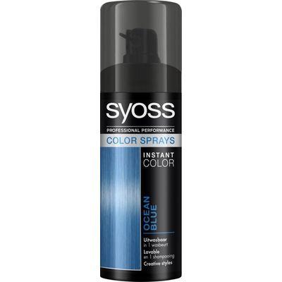 Syoss Colorspray blauw