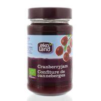 Ekoland Cranberryjam