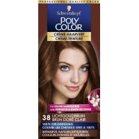 Poly Color Creme haarverf 38 licht goudbruin