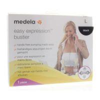 Medela Bustier easy express zwart L