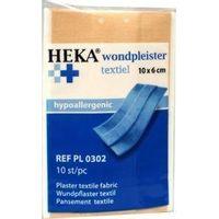 Heka Wondpleister 10 cm x 6 cm