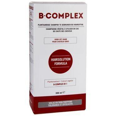 Shampoo B complex voor vet haar