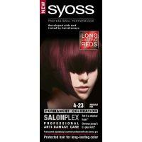 Syoss Color baseline 4-23 marsala red haarverf
