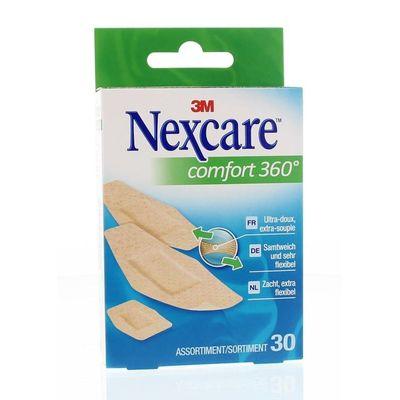 Nexcare Comfort 360 assorti pleisters