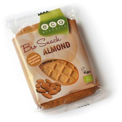 Ecobiscuit Amandel biscuit