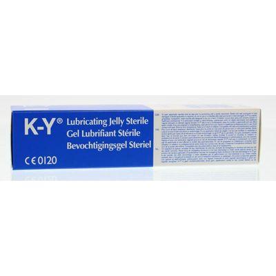 K Y K-Y Steriele lubricant gel