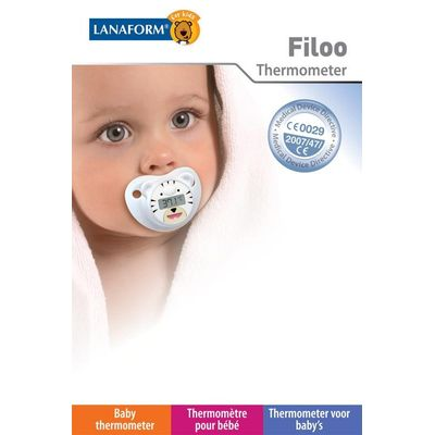 Lanaform Filoo thermometerspeen