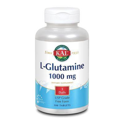 KAL L-Glutamine 1000 mg