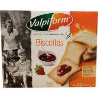 Valpiform Toast beschuit