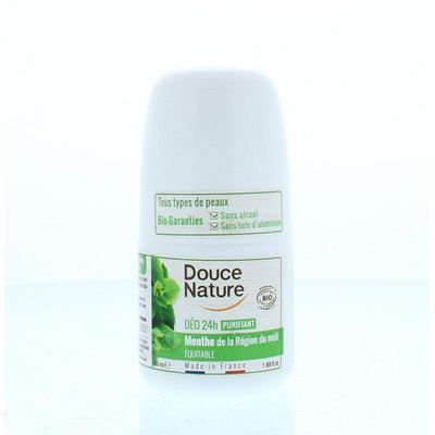 Douce Nature Deodorant roll on normale huid
