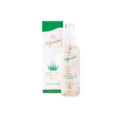 Merino Aloe vera fresh mist spray