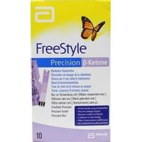 Freestyle Precision ketonen strip