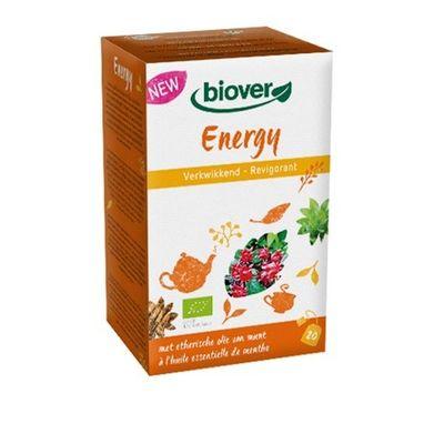 Biover Energy biokruideninfusie