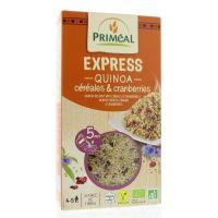 Primeal Quinoa express gekookt granen & cranberries