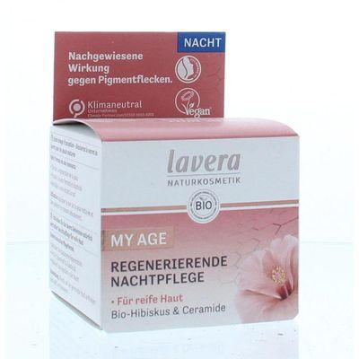 Lavera My Age nachtcreme F-NL