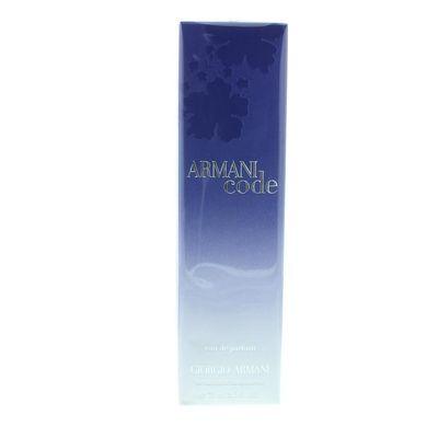 Armani Code eau de parfum vapo female