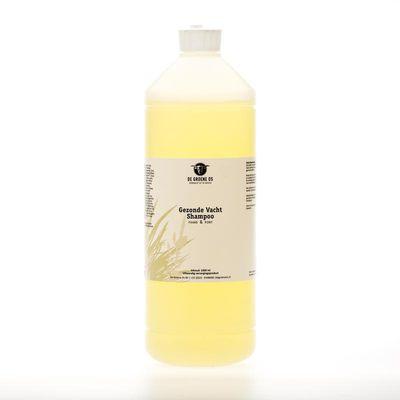 Groene Os Shampoo gezonde vacht paard/pony