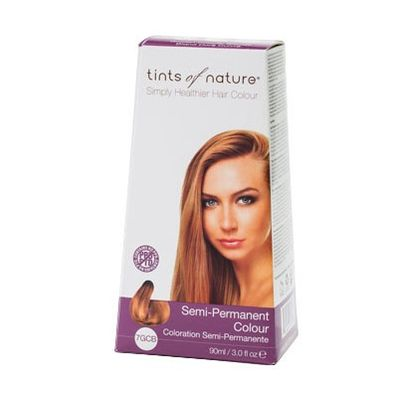 Tints Of Nature Semi-permanent gold copper blond