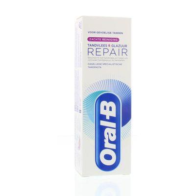 Oral B Tandpasta proexpert tandvlees&glazuur zacht reinig