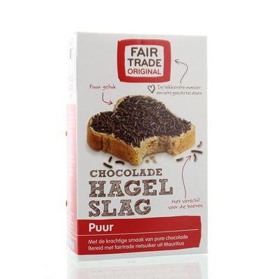 Fair Trade Hagelslag puur