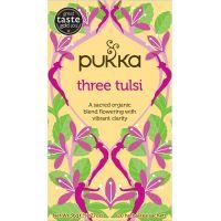 Pukka Org. Teas Three tulsi