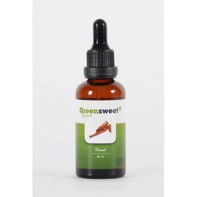 Greensweet Stevia vloeibaar kaneel