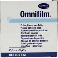 Hartmann Omnifilm fixatiepleister folie 9.2 x 2.5