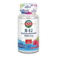 KAL Vitamine B12 1000 mcg methylcobalamine ActivMelt